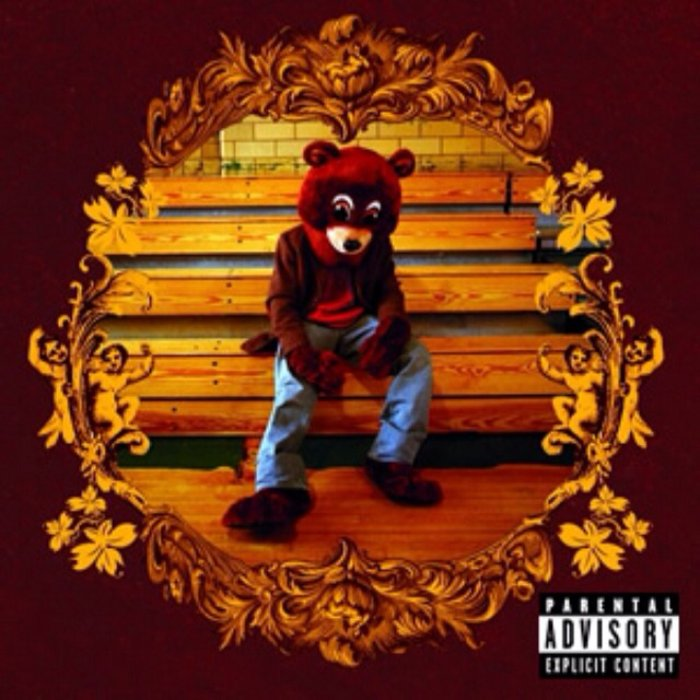 קניה ווסט אלבום Kanye west album The College Dropo
