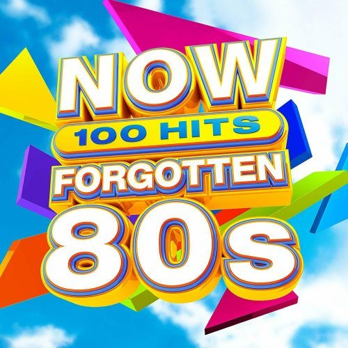 שנות השמונים -  NOW 100 Hits Forgotten 80s - 2019