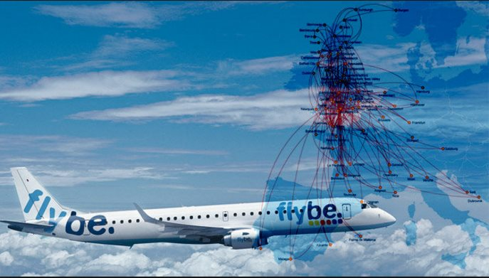 Flybe to the moon